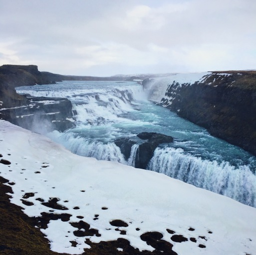 Gullfoss Waterfall - Golden Circle, Iceland