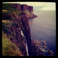 Kilt Rock Isle of Skye, Scotland