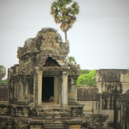 Buddha in Angkor - Siam Reap, Cambodia